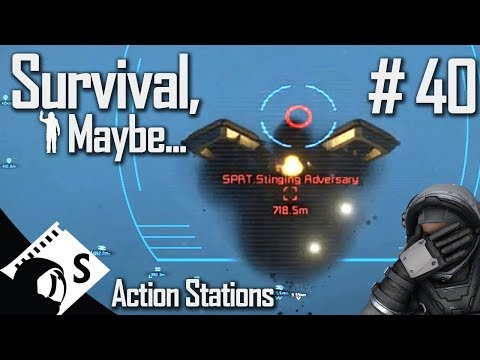 Survival, Maybe... #40 Action Stations, We're Under Attack (