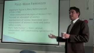 'On Judith Butler: Feminism, Identity & Politics' | Paddy McQueen Thumbnail