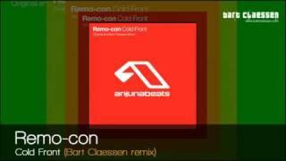 Remo-con - Cold Front (Bart Claessen remix)