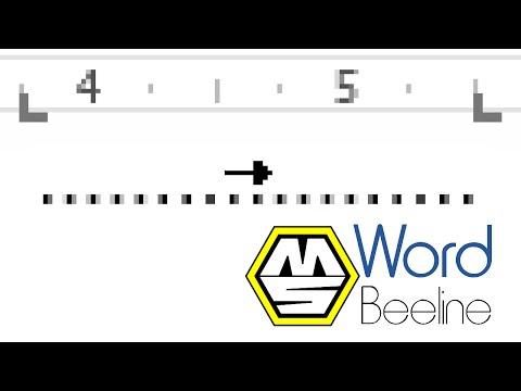 MS Word Beeline Ep4 ทิ้งไว้กลางแท็บ