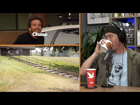 We Discuss Chase Webb's Pizza Skateboards Part!