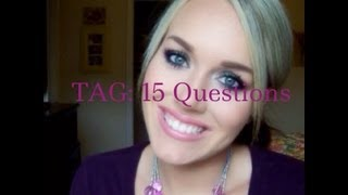 TAG: 15 Questions Thumbnail