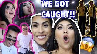 WE SNUCK INTO VIDCON 2019!!!