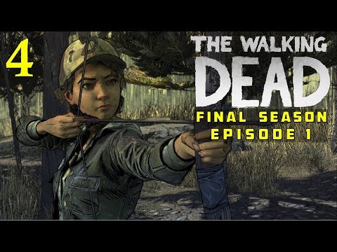 Hunt with Louis and Aasim | The Walking Dead: Final Season, Episode 1 | Gameplay Part 4