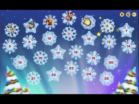 ... Advent Calendar Full Playthrough (Days 1 - 6) Full Interactive Kids