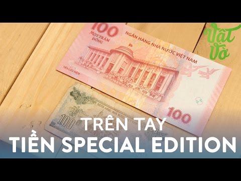 [Vlog69] Trên tay tờ tiền SE của Việt Nam: 100 đồng, 65 năm mới có 1 lần
