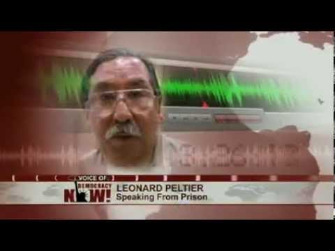 Exclusive: Leonard Peltier Speaks From Prison on Denial of Medical Care and Bid for Clemency