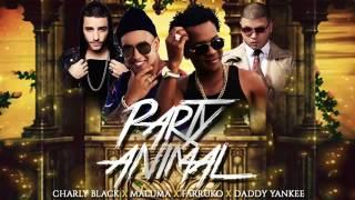 Party Animal Remix  Charly Black Ft Daddy Yankee Maluma Farruko  2016