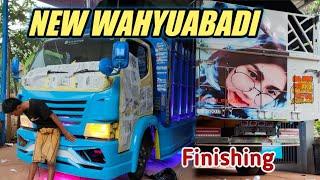 Download lagu FINISHING, TRUCK NEW WAHYUABADI ABADI, SIAP MUAT LAGI