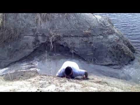 New Pro Line Hip Waders In Deep Mud Doovi