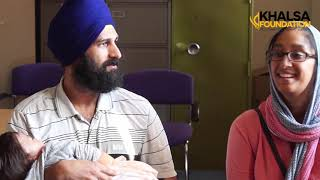 Feedback from Sangat at the Sikh Parenting Course #3