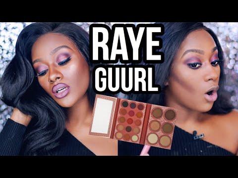 My Honest Review! Ft.ItsMyRayeRaye x Bh Cosmetics Morena Friendly?
