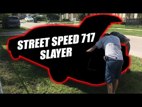 *NEW Project Car* + Calling Out Street Speed 717!