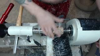 Dogwood Handcrafts - Making 4 Custom Shave Brushes