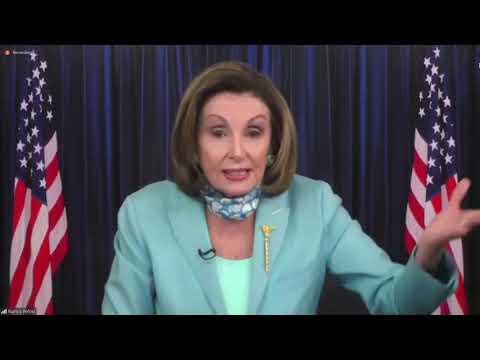 佩洛西表示有权让任何她想要的国会议员获得席位 【阿波罗网编译】