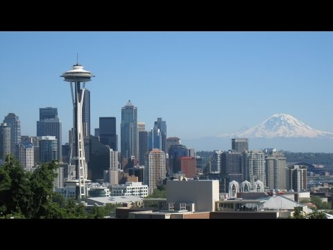 ❤ SEATTLE, WASHINGTON ❤ Beautiful Attractions | Travel Guide HD