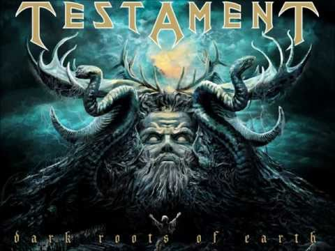 Testament:- True American Hate