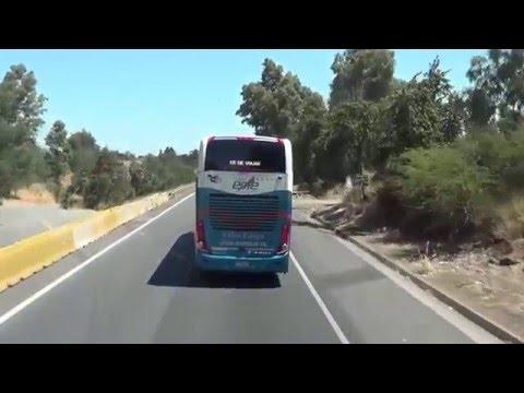 Carretera  Santiago los Angeles  CHILE