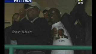Orlando Pirates Vs Man City[2:0][18/07/09][Friendly]