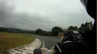 Course de Kart, Layrac