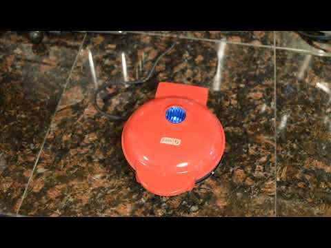 Dash Mini Griddle Small Cooker Gadget Review