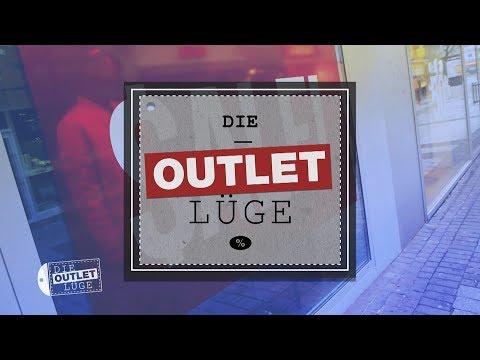 DIE OULET-LÜGE - Outlet-Ware auf dem Prüfstand (Doku WDR 05.07.2017) HD