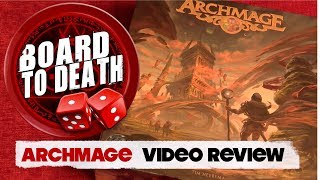 Archmage Board Game - The Video Review