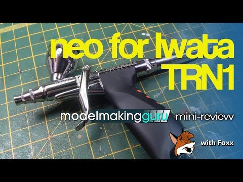GURU REVIEW: neo for Iwata TRN1 Trigger-grip Airbrush