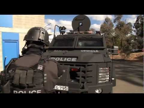 New BearCat for NSW Police
