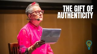 The Gift of Authenticity | Cathy Johnson