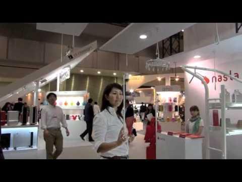 インテリアライフスタイル展2012 Interior lifestyle TOKYO : nasta