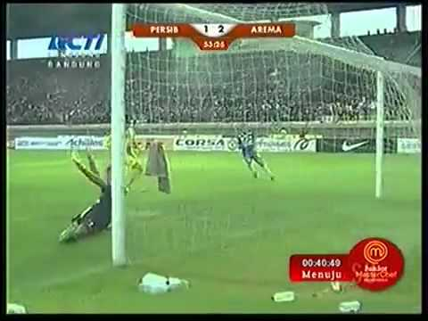 All Goals Persib Vs Arema [3-2] ISL 13 April 2014