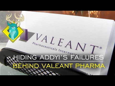 TL;DR - Hiding Addyi's Failure Behind Valeant Pharmaceuticals