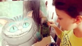 Чеширский кот! 2 часть