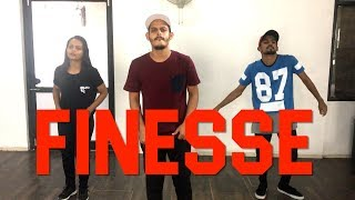 Bruno Mars - Finesse (Remix) [Feat. Cardi B] | Dance Choreography