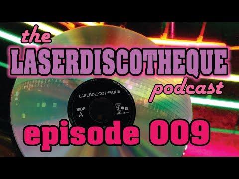 LaserDiscotheque Podcast – Episode 009 (12/15/17)
