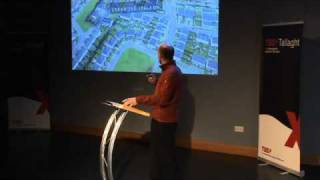 TEDxTallaght -- Merrit Bucholz -- Urbanized Ireland