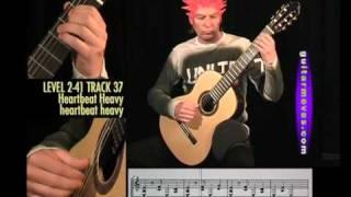 Marc Lezwyn - Fingerstyle Speed Guitar Course - Heartbeat Heavy