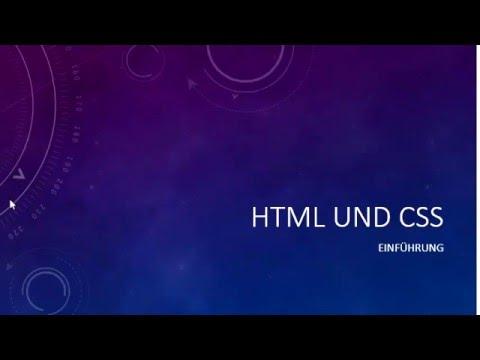 025 HTML Und CSS: Rahmen Setzen Mit Border-style Und Border-width