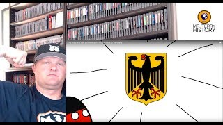 A History Teacher Reacts | The Rise and Fall and Rise and Fall and Rise of Germany