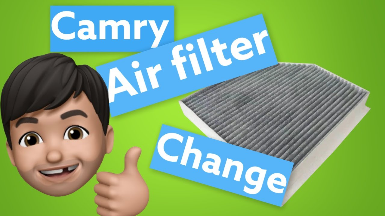 maxresdefault Amazing toyota Camry 2006 Cabin Air Filter Cars Trend