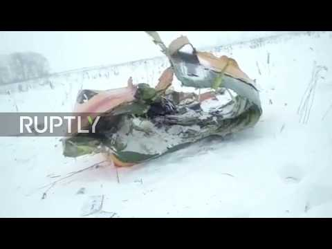 Russia: 71 feared dead after plane crashes following Moscow take-off