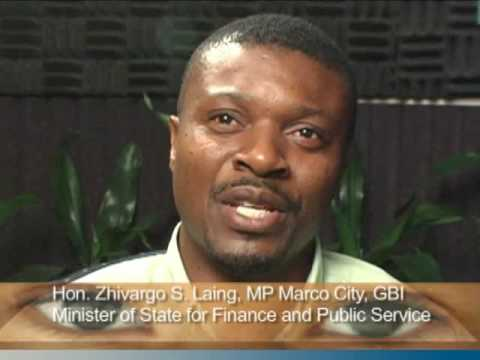 Hon Zhivargo Laing Explains The Bahamas Parliamentary system of Government