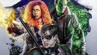 Titans - TV Show - Season 1 - HD Trailer