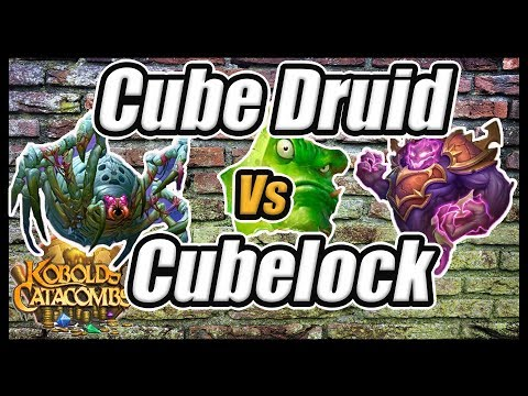 Cube Druid vs Cubelock - Another Brick In The Wall - 500 Subscribers!