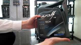 Обзор моторного масла WOLF VITALTECH 5W30