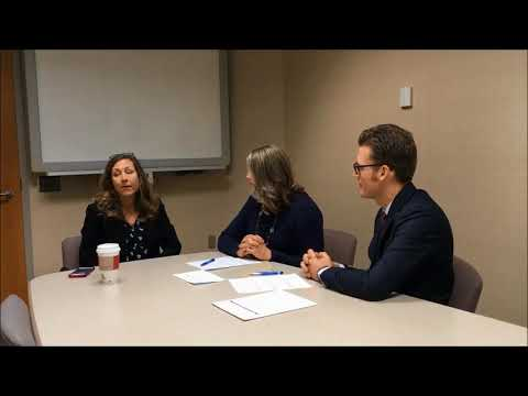 Interviewing 1 – First Impression