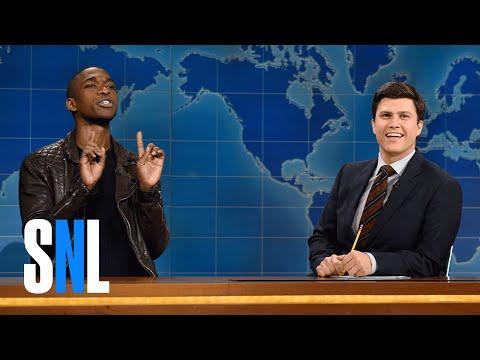 Weekend Update: Jay Pharoah on Katt Williams and Kevin Hart's Feud - SNL