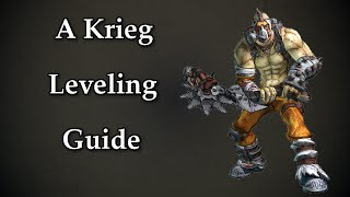 Krieg Leveling Guide From 1 72 OP8 Borderlands 2