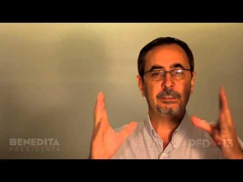 Alberto Cantalice apoia Benedita da Silva - PED 2013